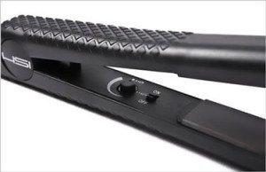 HSI Professional Flat Iron heat precautions