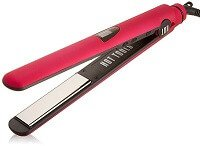 Hot Tools digital flat iron pink titanium