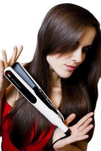 Onei MK I halo hair straightener